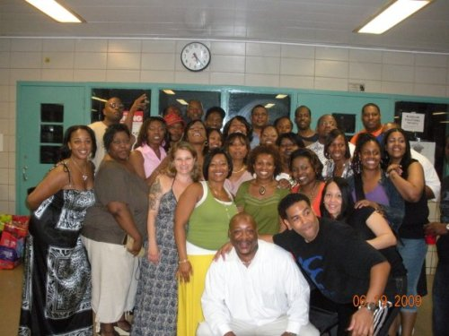 Cardozo High school reunion 2009