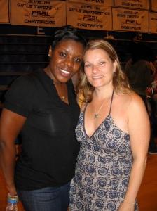Melika and Dana
